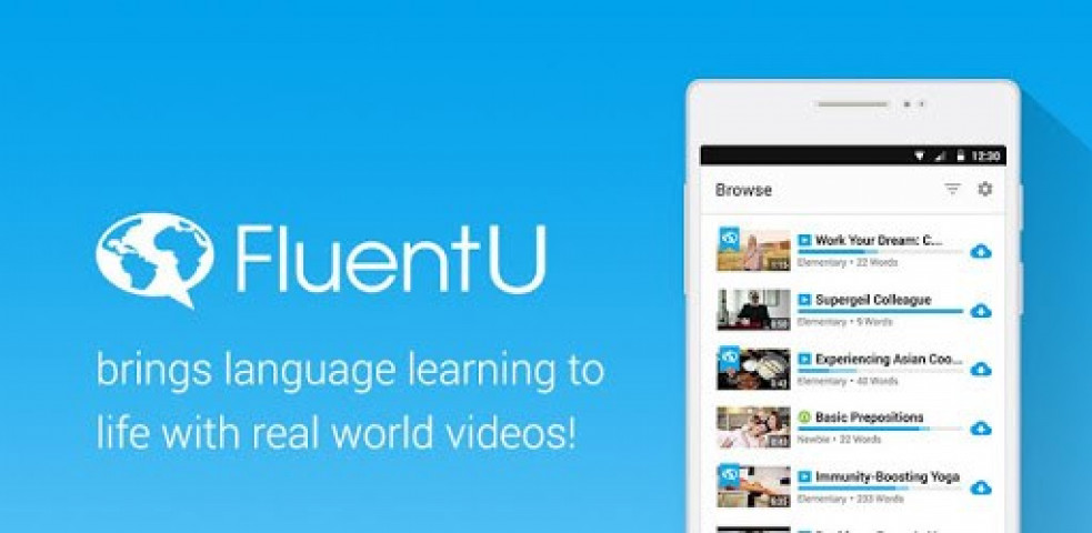 اکانت FluentU