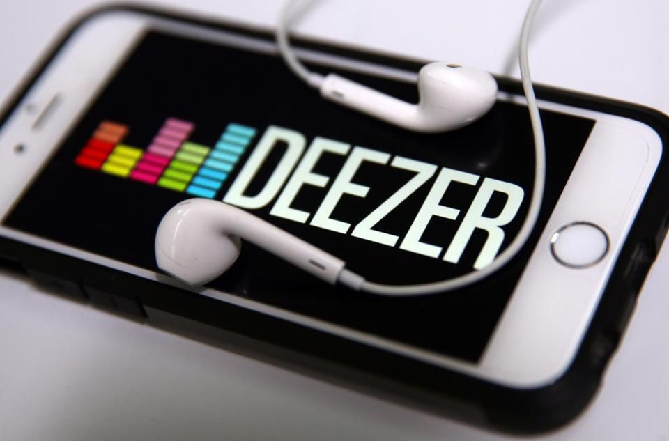 پریویم سازی اکانت Deezer